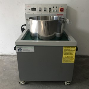 Automatic Magnetic Deburring polishing cleaning machine