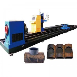 Cnc 3 axis 5 axis Pipe Intersecting Line Plasma Cutting Machine